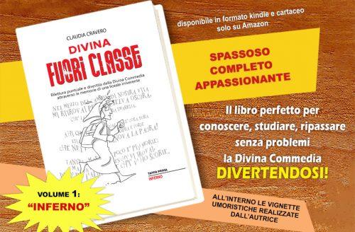 DIVINA FUORI CLASSE è in vendita su Amazon!