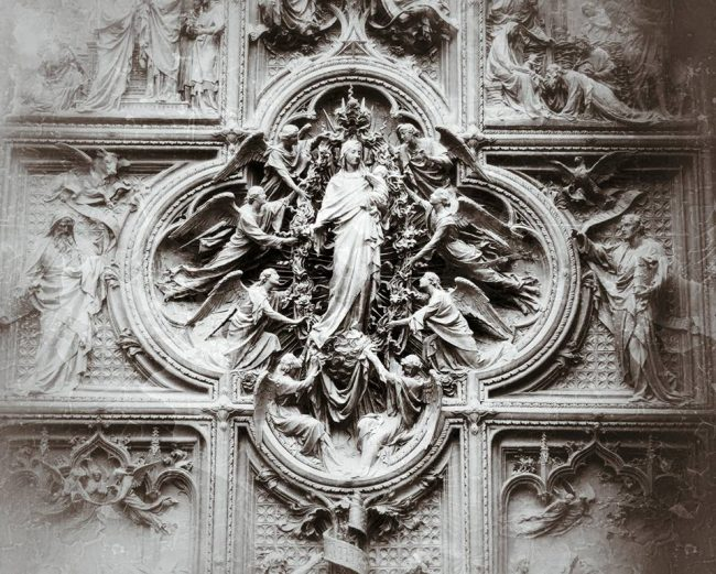 Madonna-portale